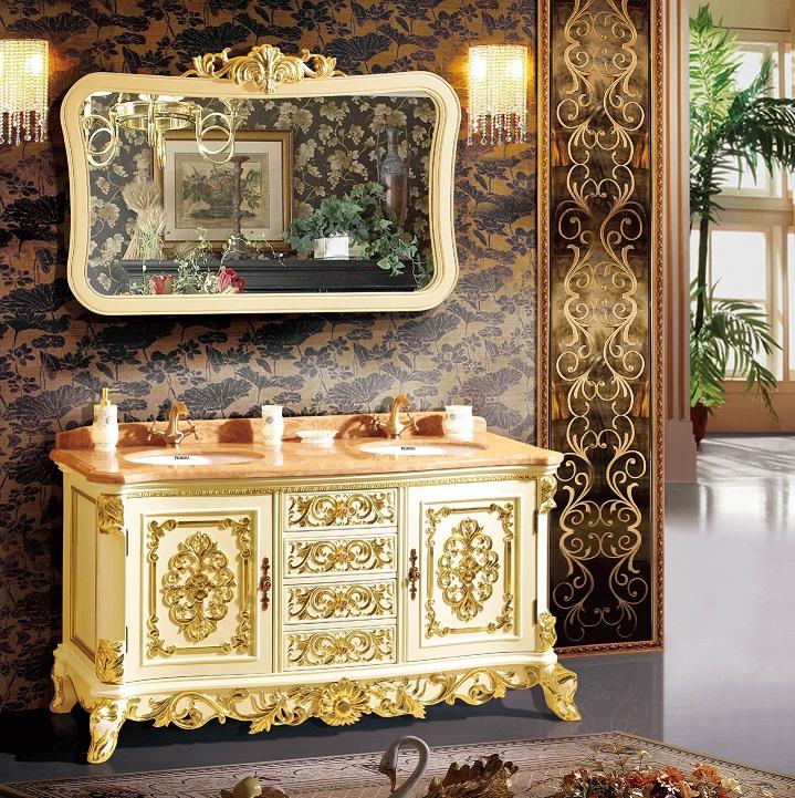 家具調洗面化粧台(幅:1570mm)