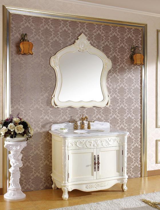 家具調洗面化粧台(幅:1000mm)