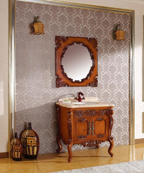 家具調洗面化粧台(幅:780mm)