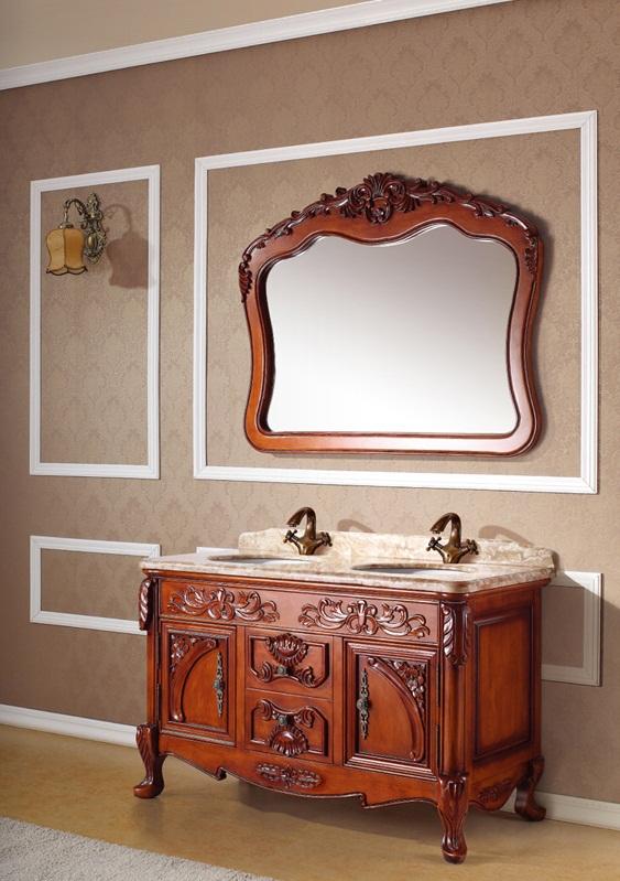 家具調洗面化粧台(幅:1280mm)