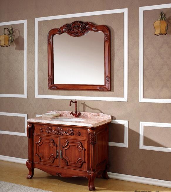 家具調洗面化粧台(幅:980mm)