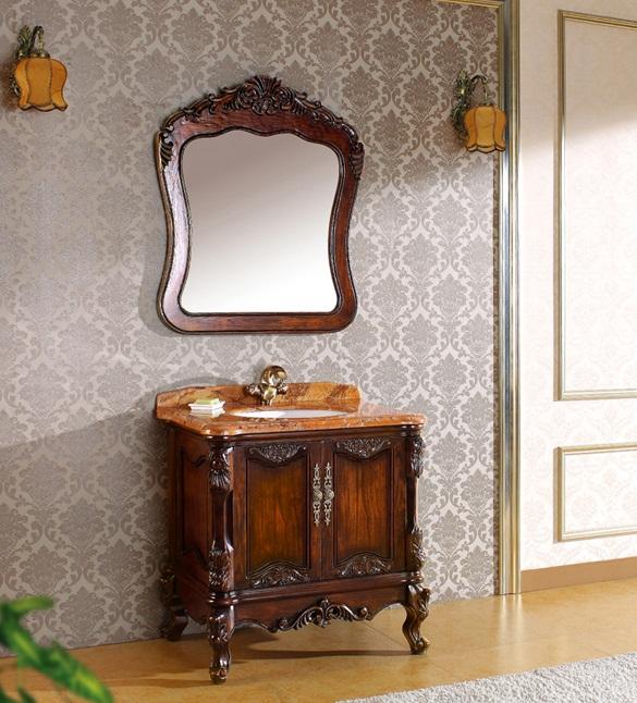 家具調洗面化粧台(幅:800mm)
