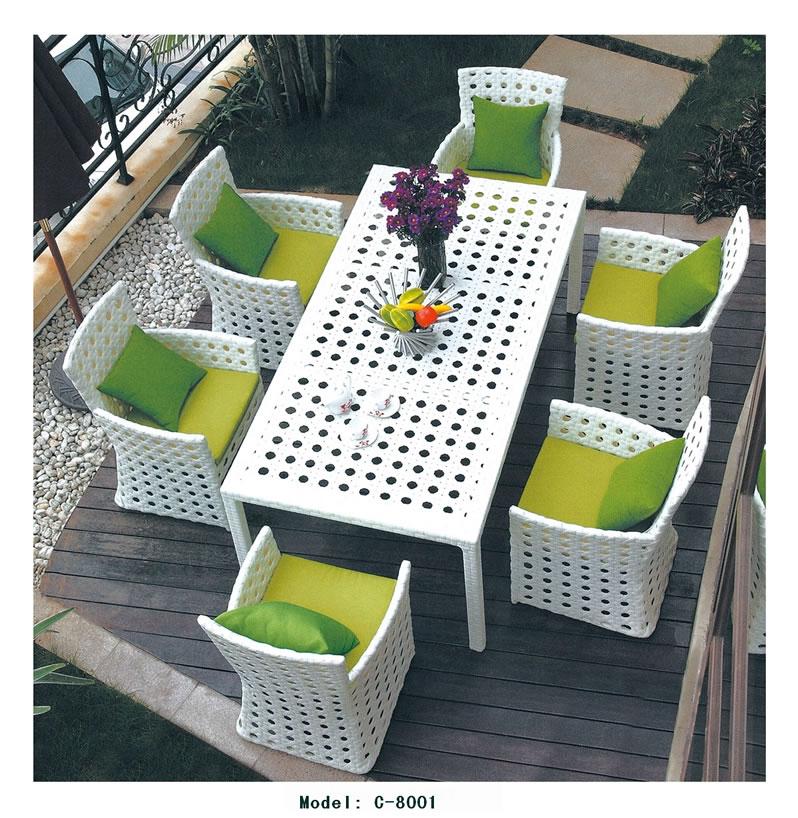 リゾート家具・ガーデン家具・エクステリア家具(屋外用) yt-c-8001
