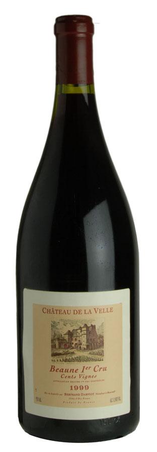 [1999] ボーヌ・サンヴィーニュ 1級畑 1500ml ダルヴィオ家吟醸★フランス・お百姓元詰めワイン