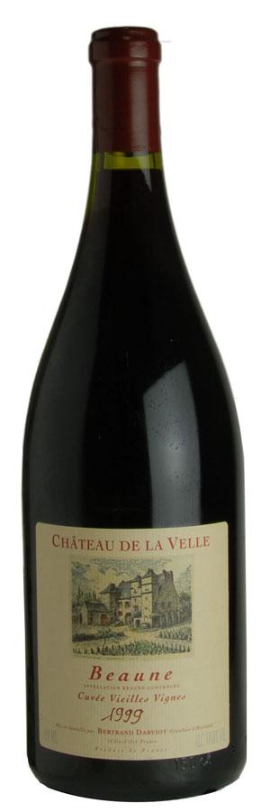 [1999] ボーヌ・ヴィエイユ・ヴィーニュ 1500ml ダルヴィオ家吟醸★フランス・お百姓元詰めワイン