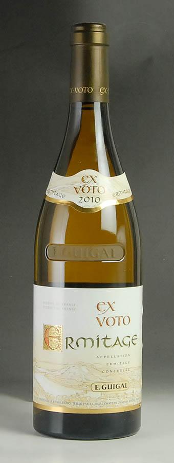 [2010] ギガル エルミタージュ ブラン エクス・ヴォトフランス / ローヌ / 白ワイン
