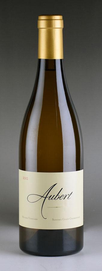 [2012] オーベールシャルドネ リッチー・ヴィンヤード(アメリカ カリフォルニア 白ワイン)