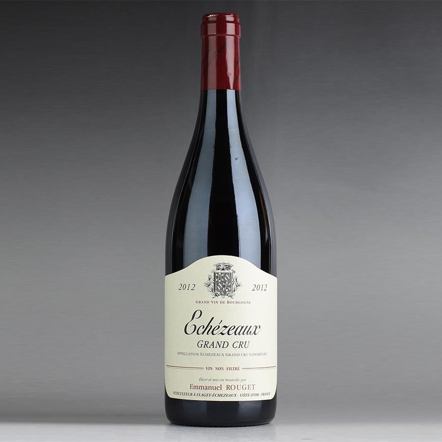 [2012] エマニュエル・ルジェ エシェゾーフランス / ブルゴーニュ / 赤ワイン