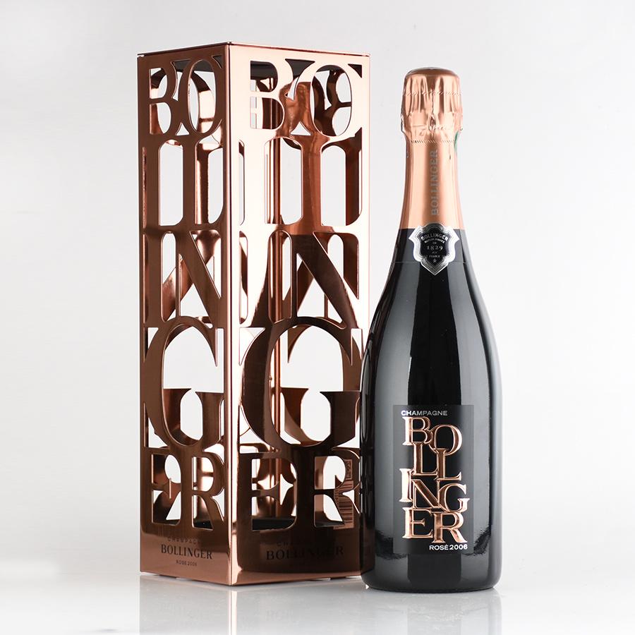 [2006] ボランジェ ロゼ 【メタルボックス入り】フランス / シャンパーニュ / 発泡系・シャンパン