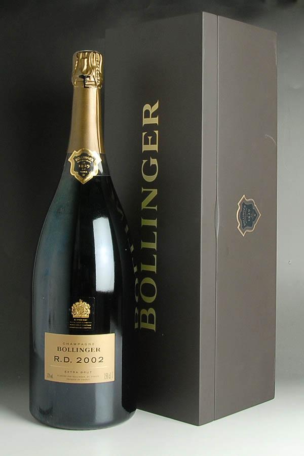 【送料無料】 [2002] ボランジェ アール ディー マグナム 【正規品】Bollinger R.D. 1500ml