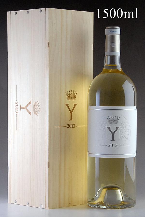 """[2013] イグレック""""Y"""" マグナム 1500ml 【自社輸入】Ch.d'Yquem Y"""