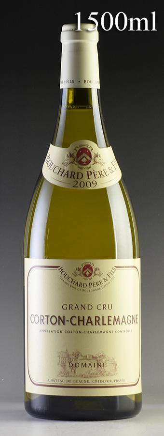 [2009] ブシャール・ペール・エ・フィス コルトン・シャルルマーニュ マグナム 1500mlフランス / ブルゴーニュ / 白ワイン