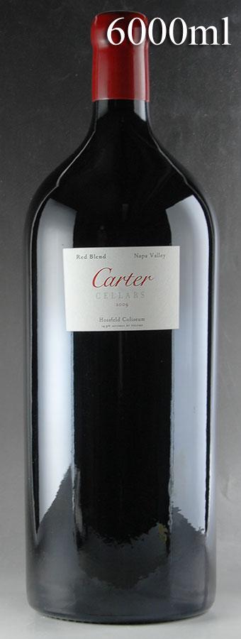 [2009] カーター・セラーズ ホスフェルト コロシアム 6000mlアメリカ / カリフォルニア / 赤ワイン