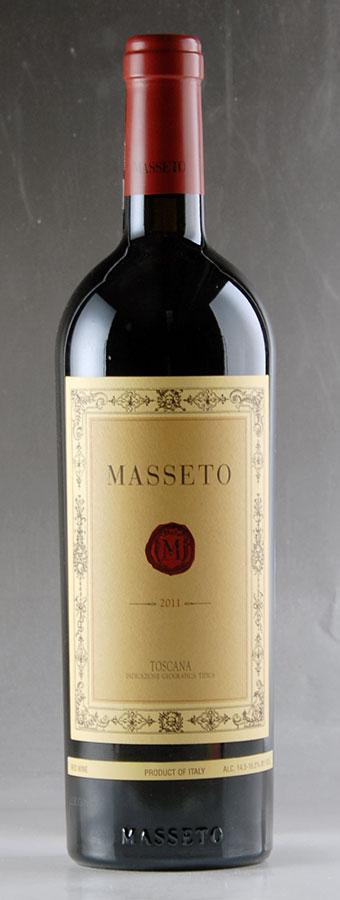 [2011] マセト【マッセート】イタリア / トスカーナ / 赤ワイン