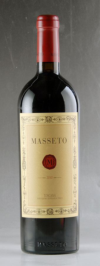 [2010] マセト【マッセート】イタリア / トスカーナ / 赤ワイン