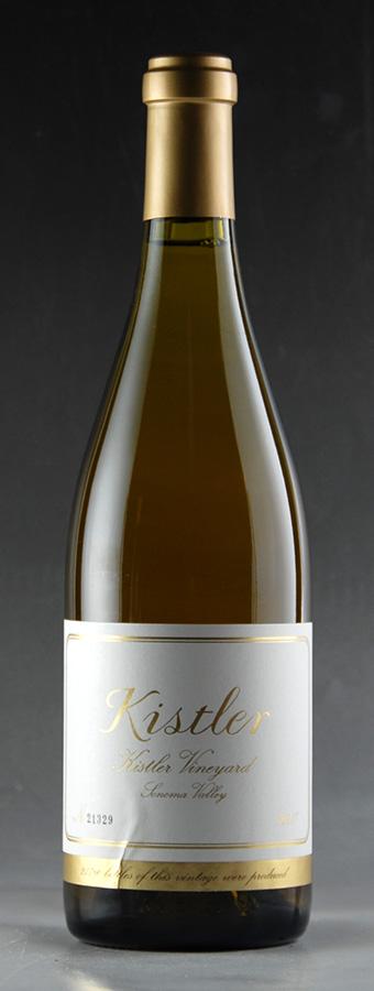 [2007] キスラー シャルドネ キスラー・ヴィンヤードアメリカ / カリフォルニア / 白ワイン
