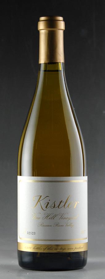 [2007] キスラー シャルドネ ヴァイン・ヒルアメリカ / カリフォルニア / 白ワイン