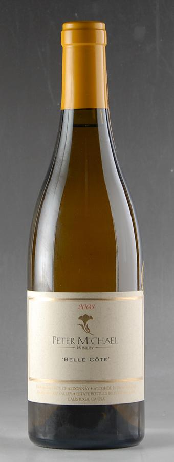 [2003] ピーター・マイケル シャルドネ ベル・コートアメリカ / カリフォルニア / 白ワイン