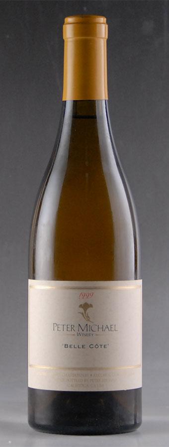 [1999] ピーター・マイケル シャルドネ ベル・コートアメリカ / カリフォルニア / 白ワイン