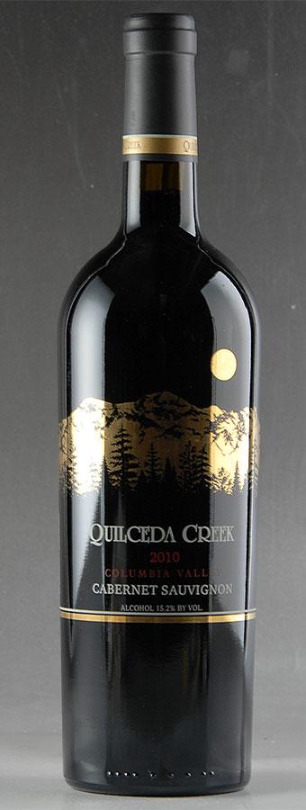 [2010] クィルシーダ・クリーク カベルネ・ソーヴィニヨンアメリカ / ワシントン / 赤ワイン