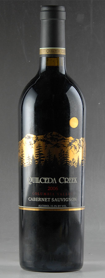 [2006] クィルシーダ・クリーク カベルネ・ソーヴィニヨンアメリカ / ワシントン / 赤ワイン