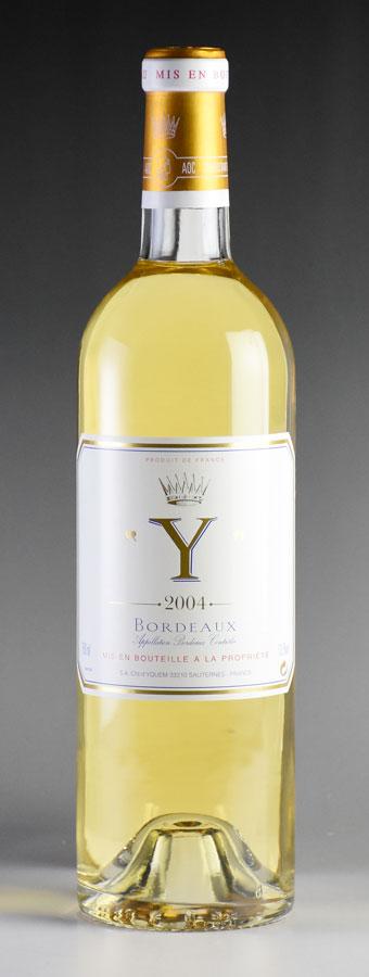 [2004] シャトー・ディケム イグレックフランス / ボルドー / 白ワイン