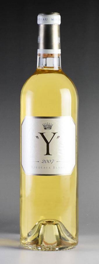 [2007] シャトー・ディケム イグレックフランス / ボルドー / 白ワイン