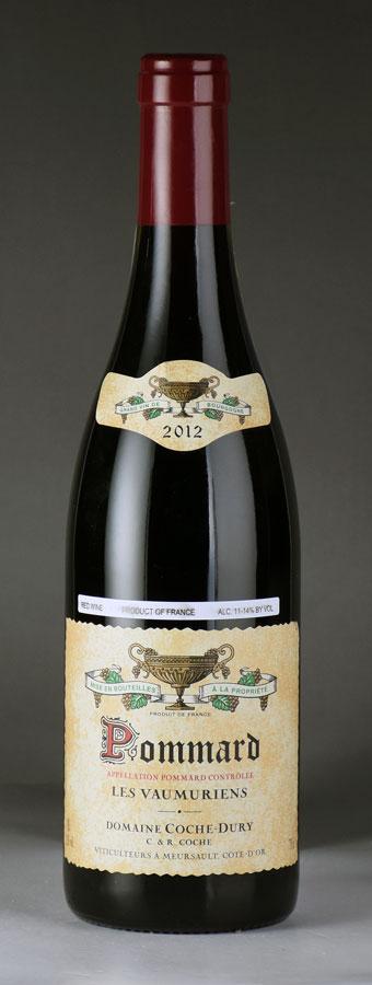 人気提案 [2012] コシュ/・デュリ ポマール [2012] レ・ヴォーミュリアンフランス// ブルゴーニュ/ 赤ワイン, トシアンティークスTOSHI.ANTIQUES:34e8cfff --- canoncity.azurewebsites.net