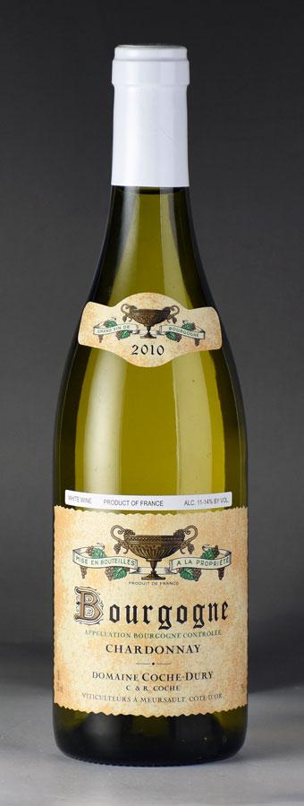 [2010] コシュ・デュリ ブルゴーニュ・ブランフランス / ブルゴーニュ / 白ワイン
