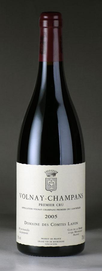 『2年保証』 [2005] コント・ラフォン ヴォルネイ・シャンパンフランス// ブルゴーニュ ブルゴーニュ/ 赤ワイン 赤ワイン, ドリーマーズ:bd7d1a44 --- rekishiwales.club