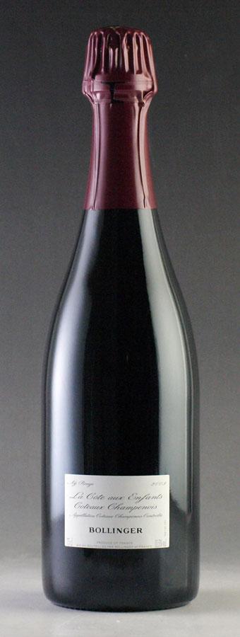 [2009] ボランジェ ラ・コート・オー・ザンファン 750mlBollinger La Cote Aux Enfants[自社輸入]フランス / 赤ワイン