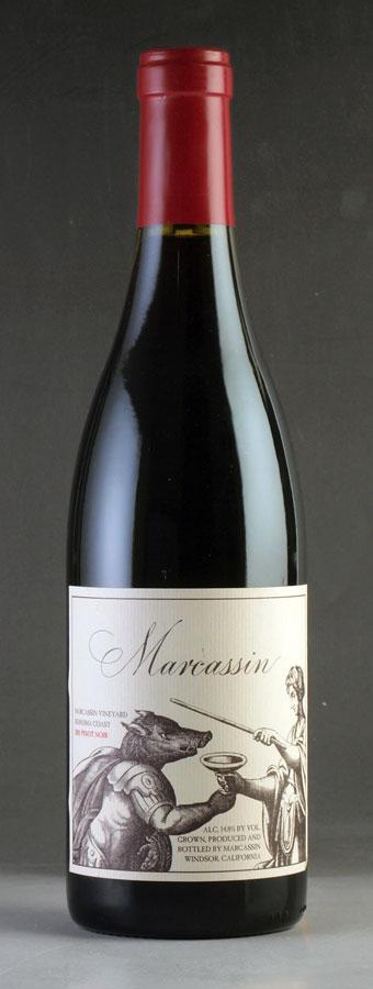 [2001] ピノ・ノワール マーカッシン・ヴィンヤードマーカッシン 750mlPinot Noir Marcassin Vineyardアメリカ / カリフォルニア / 赤ワイン