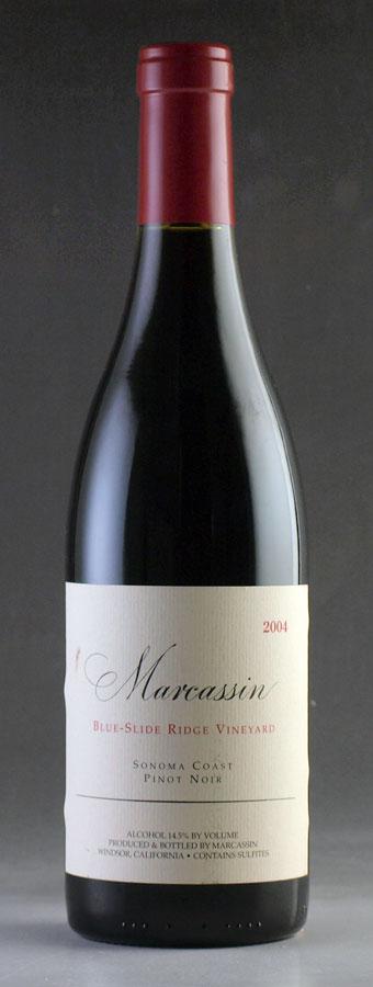 欲しいの [2004] ピノ Slide・ノワール ブルー・スライド/・リッジ [2004]・ヴィンヤードマーカッシン 750mlBlue Slide Ridge Vineyard Pinot Noir Marcassinアメリカ/ カリフォルニア/ 赤ワイン, F-Foto:5189d73e --- bibliahebraica.com.br