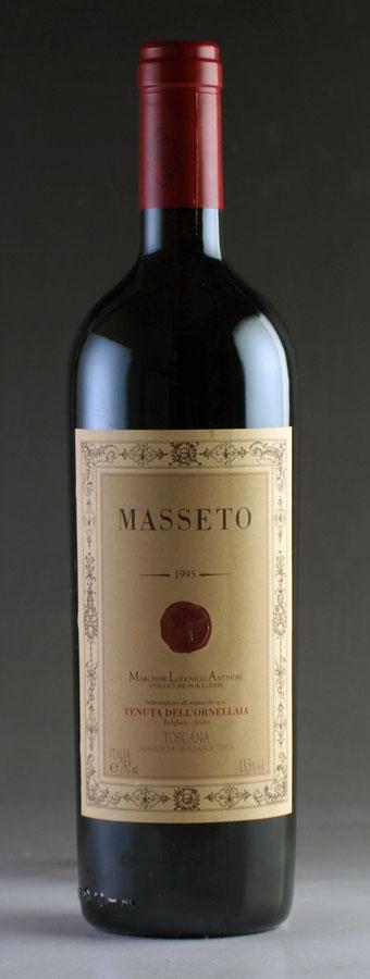 [1995] マセト 【フルボトル】MASSETO 750mlイタリア / トスカーナ / 赤ワイン