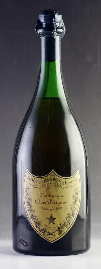 [1955] ドン・ペリニヨン【ドンペリニヨン】 ヴィンテージフランス / シャンパーニュ / 発泡・シャンパン