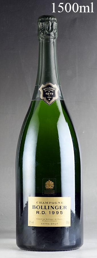 [1995] ボランジェ RD マグナム 1500mlフランス / シャンパーニュ / 発泡・シャンパン