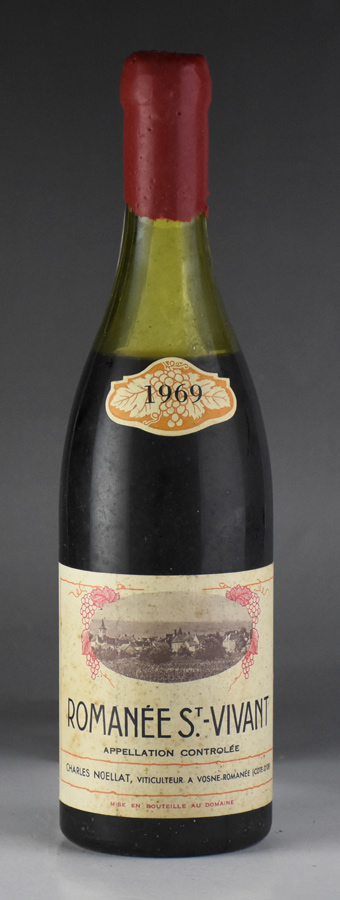 [1969] シャルル・ノエラ ロマネ・サンヴィヴァンフランス / ブルゴーニュ / 赤ワイン