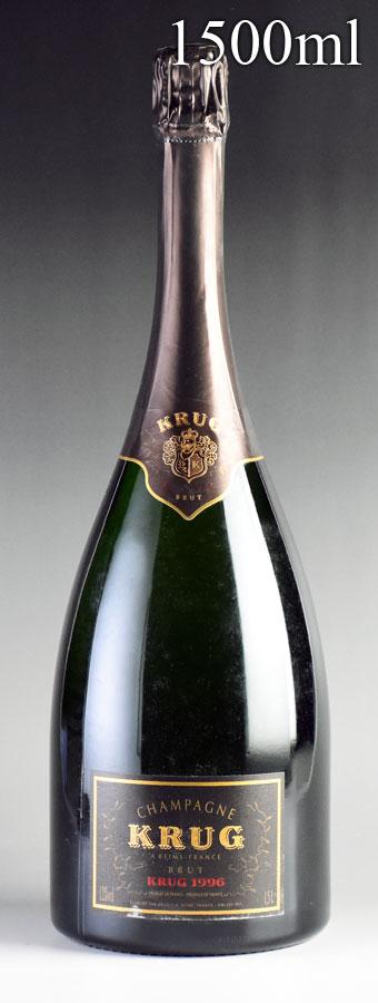 [1996] クリュッグ ヴィンテージ マグナム 1500mlフランス / シャンパーニュ / 発泡・シャンパン