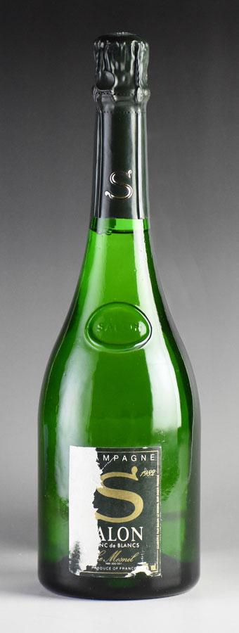 【送料無料】 [1982] サロン ※ラベル破れフランス / シャンパーニュ / 発泡・シャンパン