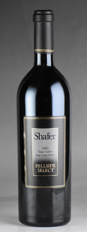 [2002] シェーファー カベルネ・ソーヴィニョン ヒルサイドセレクトアメリカ / カリフォルニア / 赤ワイン