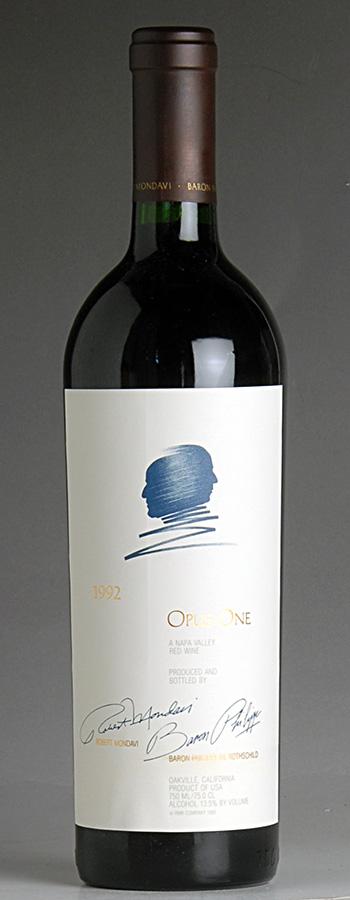 【送料無料】 [1992] オーパス・ワンアメリカ / カリフォルニア / 赤ワイン