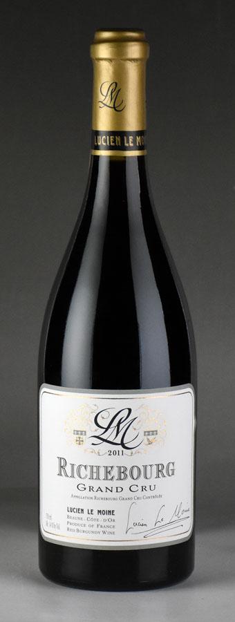 [2011] ルシアン・ル・モワンヌ リシュブールフランス / ブルゴーニュ / 赤ワイン
