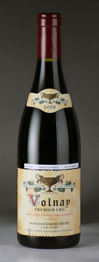 【サイズ交換OK】 [2009] コシュ・デュリ [2009] ヴォルネイ プルミエ・クリュフランス/ 赤ワイン ブルゴーニュ// 赤ワイン, 【メーカー直売】:dc6e90b8 --- rekishiwales.club
