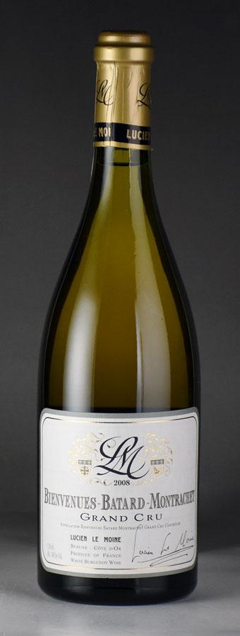[2008] ルシアン・ル・モワンヌ ビアンヴニュ・バタール・モンラッシェフランス / ブルゴーニュ / 白ワイン[のこり1本]