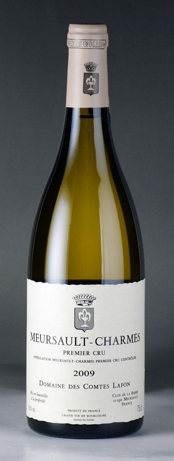 [2009] コント・ラフォン ムルソー・シャルムフランス / ブルゴーニュ / 白ワイン