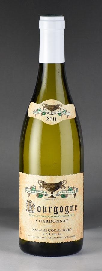 [2011] コシュ・デュリ ブルゴーニュ・ブランフランス / ブルゴーニュ / 白ワイン