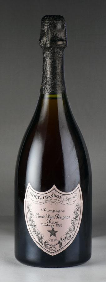 [1982] ドン・ペリニヨン ロゼ ※箱なし【ドンペリ ドンペリニヨン ドンペリニョン シャンパン】