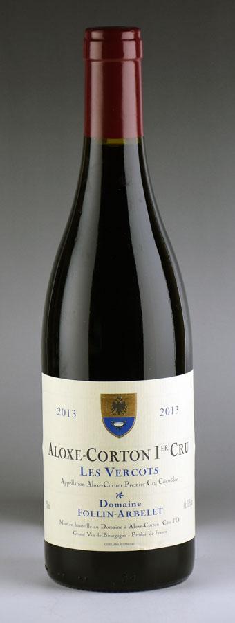 [2013] フォラン・アルブレ アロース・コルトン レ・ヴェルコフランス / ブルゴーニュ / 赤ワイン