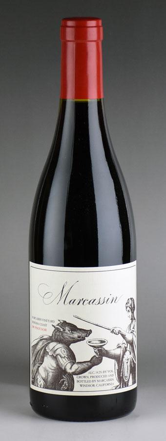 【お買い物マラソン★特別価格】[2009] マーカッシン ピノ・ノワール マーカッシン・ヴィンヤードアメリカ / カリフォルニア / 赤ワイン