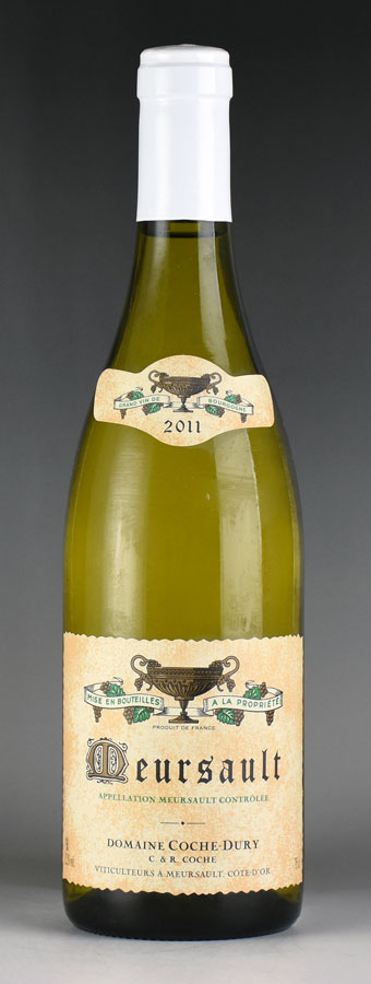 [2011] コシュ・デュリ ムルソーフランス / ブルゴーニュ / 白ワイン